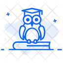 Educational Wisdom Knowledge Wisdom Icon
