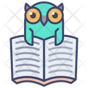 Wisdom Education Book Icon
