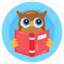 Knowledge Wisdom Education Wisdom Owl Icon