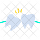 Crooked Dentistry Malocclusion Icon