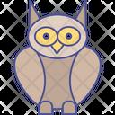 Bird Animal Education Icon