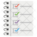 Wish List Todo List Checklist Icon