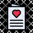 Motherday Celebration Card Icon