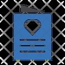 Wishing Card Icon