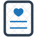 Favourite Product Heart Icon