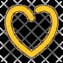 Wishlist Love Favorite Icon