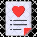 Wishlist Favorite Ecommerce Icon