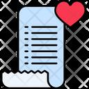 Iwishlist Wishlist Favorite List Icon