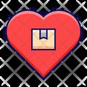Wishlist Favourite Love Icon