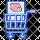 Wishlist Favorite List Shopping List Icon