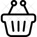 Wishlist Basket Ecommerce Icon