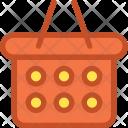 Wishlist Shopping Basket Icon