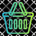 Bucket Wishlist Bag Icon
