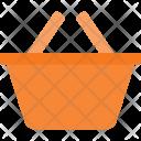 Basket Wishlist Shopping Icon