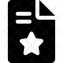 Wishlist List Bookmark Icon