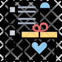 Wishlist Checklist Order Icon