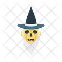Witch Scary Spooky Icon