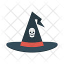 Witch Halloween Scary Icon