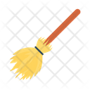 Witch Mop Halloween Icon