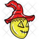 Ghost Scary Ghost Witch Icon