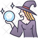 Iwitch Witch Ghost Icon