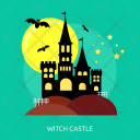 Witch Castle Building Icon