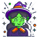 Witch Magic Witchcraft Icon