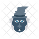 Ghost Clown Scary Icon
