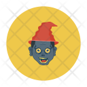Witch Devil Ghost Icon