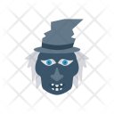 Witch Ghost Clown Icon