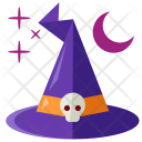 Witch Night Hat Icon