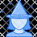 Witch Cap Magic Icon