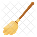 Witch Broom Magic Broom Broomstick Icon