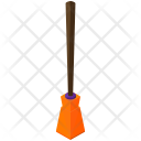 Broom Witch Magic Icon