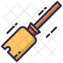 Witch Broomstick Icon