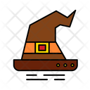 Witch Cap Icon