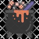 Witch Cauldron Icon