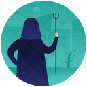 Witch Character Icon