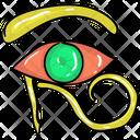 Witch Eye Magic Eye Evil Eye Icon