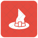 Witch Sorcerer Hat Icon
