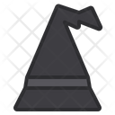Witch Hat Hat Cap Icon