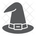 Witch Hat Cap Icon