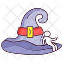 Witch Headgear Witch Hat Hat Icon