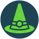 Halloween Hat Witch Icon