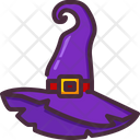 Hat Witch Witch Hat Icon