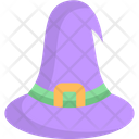 Witch Hat Witch Costume Icon