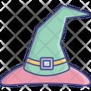 Witch Hat Hat Joker Hat Icon