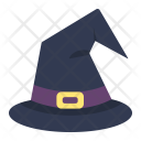 Witch Hat Wizard Icon