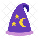 Wizard Hat Witch Icon