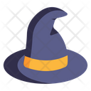 Witch Cap Witch Hat Halloween Cap Icon